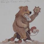 celui que l'ours...