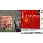 """Arts & Décorations - Sélectionné à l'exposition """" DesignLemoi(s) """"  de la Maat Gallery à Paris."""