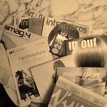 """Atmosphère Magazine - Concours avec la designer Cécile Planchais / Topos Env. à """" ParkDesign2007 - Embrassons les Arbres """" à Bruxelles."""