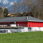 Die neue Mehrzweckhalle Ringgenberg