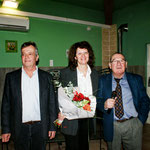 Marc Jourdan, Christel Marignani Di Mariani et le Président