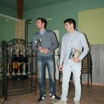 Xavier Castex et Florian Bernardi