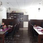 Gastraum und Barbereich