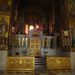 алтарь в Соборе Св.Григория Паламы