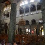 внутри храма Св.вмч.Димитрия Солунского
