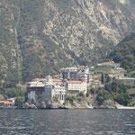 Св.Гора Афон_монастырь Григориат