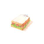 サンドイッチベッド