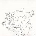 ライオンパッチワーク
