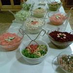 Salatbuffet Savognin