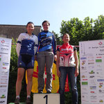 3. Platz am Bikerennen des Bantigertraithlons