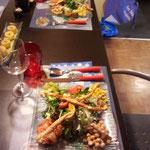Salatteller à la Zulligerstrasse