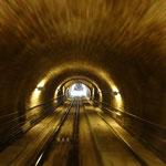 Toller Tunnelblick