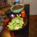 Salät füre Bsuech