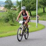 Disziplin 3: Bike (14.4.km und 450hm)