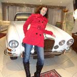 Schlosshotel Merlischachen mit Jaguar im Zimmer