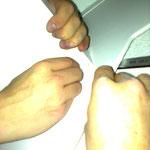 Fingerspitzengefühl und Teamwork sind gefragt