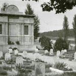 Ehrenfriedhof 1967 - Stadt- und Kreisarchiv Arnstadt - Sammlung H. Stange