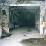 Ebensee 2003, Eingang Anlage B, Foto: E. Beyer