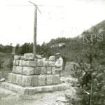 Stein auf Stein im August 1958 - Stadt- und Kreisarchiv Arnstadt, Bild und Foto Archiv