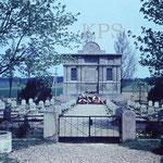 Ehrenfriedhof um 1967 - Stadt- und Kreisarchiv Arnstadt - Sammlung Bohnhardt