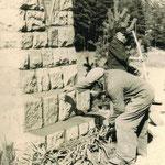 Vor der Fertigstellung im September 1958 - Stadt- und Kreisarchiv Arnstadt, Bild und Foto Archiv