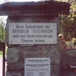 Ebensee 2003, Foto: K.-P. Schambach