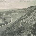 Blick in Richtung Arnstadt im Jonastal, privates Archiv Klaus-Peter Schambach