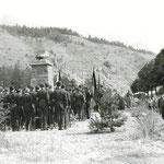 Einweihung des Mahnmals am 7. September 1958 - Stadt- und Kreisarchiv Arnstadt, Bild und Foto Archiv