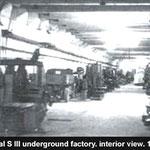 S III - Eine echte Untergrundfabrik mit Einrichtung?