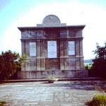 Ehrenfriedhof - Stadt- und Kreisarchiv Arnstadt - Sammlung K. Bohnhardt