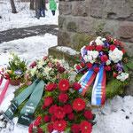 Gedenkveranstaltung am 6. April 2013 - privates Archiv