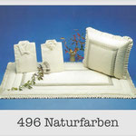 496 Garnitur naturfarben - 632 Damentalar - 732 Herrentalar