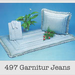 497 Garnitur Jeans - 738 Talar