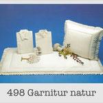 498 Garnitur natur - 632 Damentalar - 732 Herrentalar