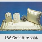 166 Garnitur sekt - 614 Damentalar sekt - 714 Herrentalar sekt