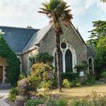 Eglise anglicane St Bartholomew Rue Faber à Dinard