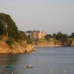 Chateau du Nessay, Saint-Briac sur mer