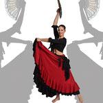 Flamenco Tänzerin