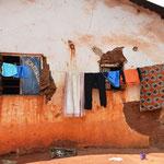 Dorf Tansania