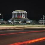 Hanoi Ho Chi Ming Mausoleum