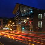 Stadt Nacht Cork Irland
