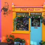 Häuserfront Irland