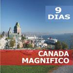 Pasando por  New York, Boston, Quebec, Montreal, Ottawa, Toronto, Niagara Falls, Washington, Philadelphia