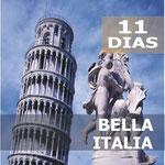 Venecia ,  Florencia,  Roma,  Pisa,  Niza,  Barcelona,  Madrid