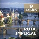 Pasando por:  Berlin ,  Dresde,  Praga,  Budapest,  Viena