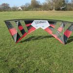Revolution Kites - Rev.1.5 Barresi Std, Breite/Höhe: 234/79 cm, Bft: 2-6