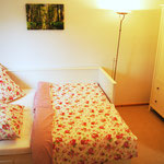 Schlafzimmer 1 - Ausziehcouch