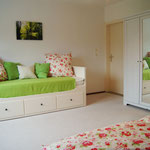 Schlafzimmer 2 - Ausziehcouch