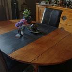 Rallonge céramique pour table ancienne