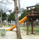 泡瀬児童公園内